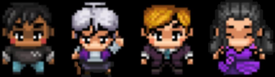 pixel chars 5