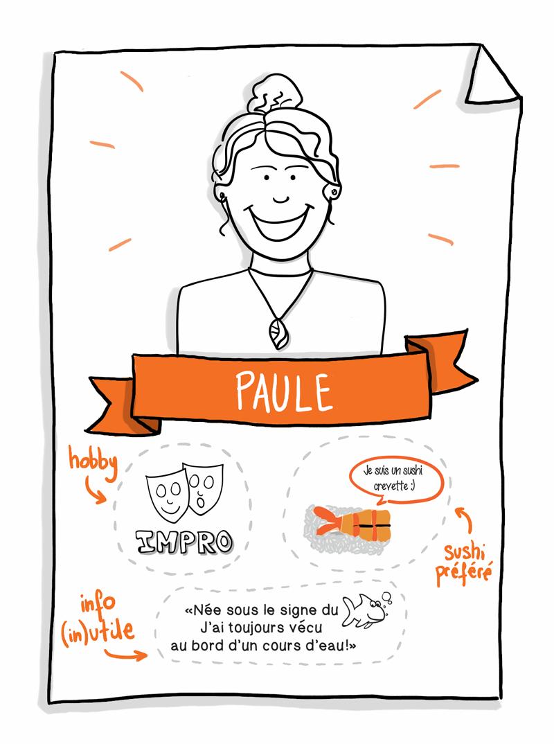 Présentation Paule André